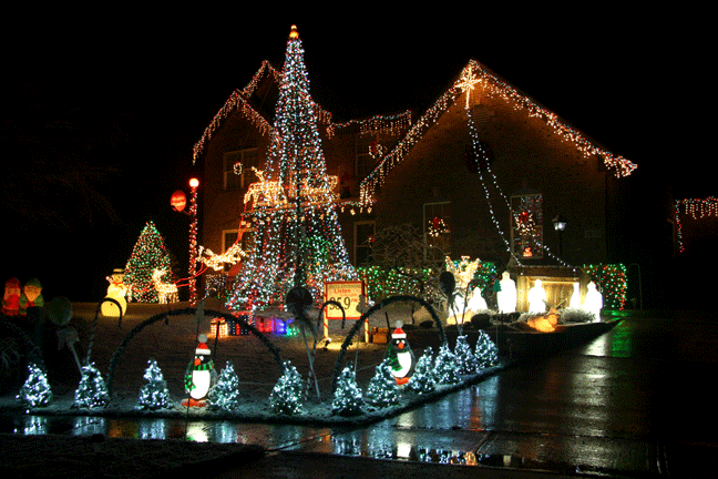 2011 Christmas Display